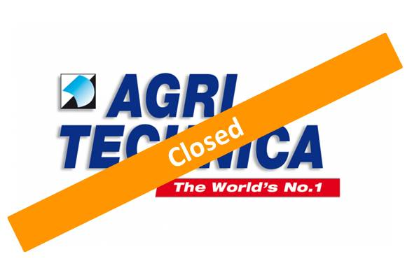 AgriTechnica <br>12 – 18 November 2017 <br> Hannover – Germany