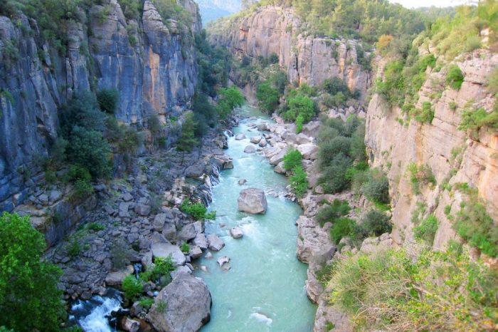 Köprülü Kanyon – Rafting ve Macera Parkı