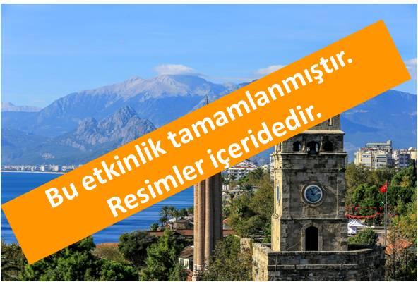SEKAV 9. Vermikültür Etkinliği <br>Antalya 11-12 Mart 2017
