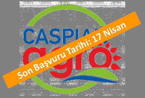 Caspian Agro <br>17 – 19 Mayıs 2017 Azerbeycan