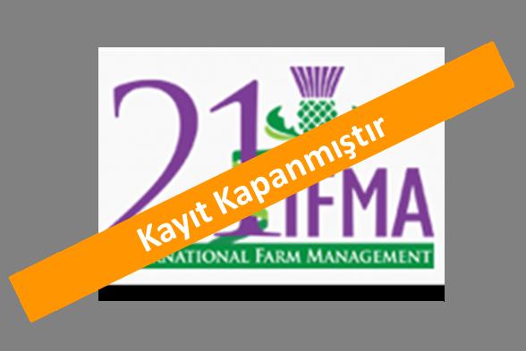 IFMA Kongresi <br>2 – 7 Temmuz 2017 İskoçya