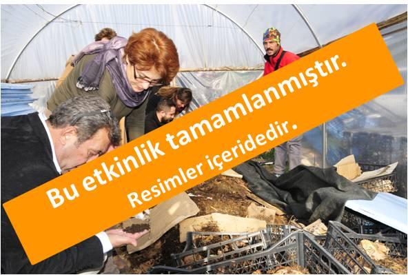 SEKAV 6. Vermikültür Etkinliği  10 Aralık 2016 Muğla