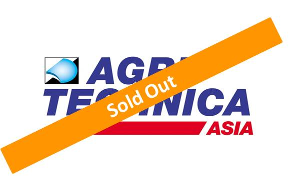 AgriTechnica Asia <br> 15 – 17 March 2017 <br> Bangkok – Thailand