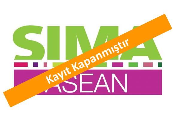 SIMA Asean 05-10 Eylül 2017 – Tayland
