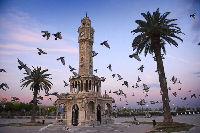 Izmir City Sightseeing <br>(half day, afternoon tour)<br>15 EUR / Pax