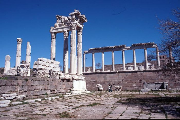 Pergamon – Technical Visits <br> (full day)<br>