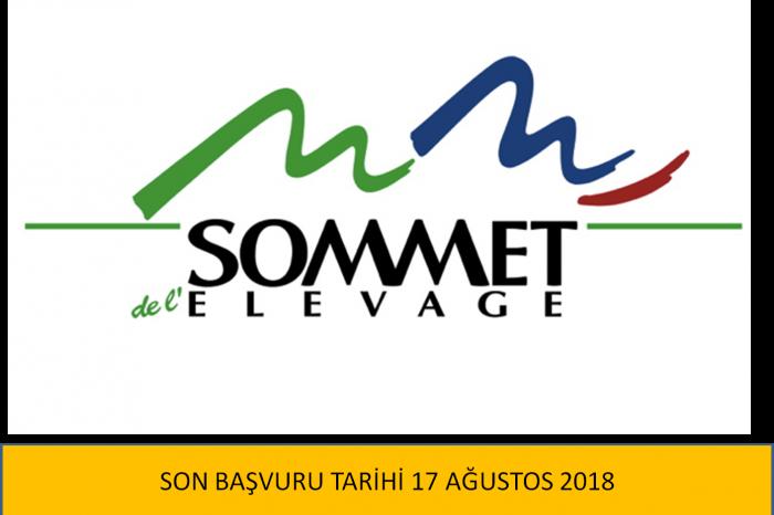 Sommet de l'Elevage – Fransa ÖN TUR İLE 1 – 5 Ekim 2018